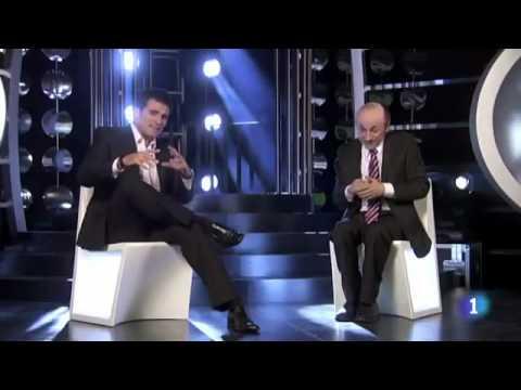 Especial Nochevieja José Mota 2011 - Rubalcaba en Tu cara me suena