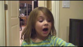 5-Year-Old Girl Needs A Job Before Getting Married