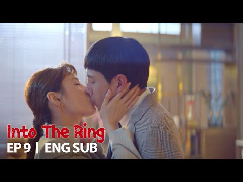 She kisses him when she hears his confession [Into The Ring Ep 9]