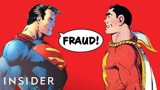 Video How A $4 Million Lawsuit Created 'Shazam!' MP3, 3GP, MP4, WEBM, AVI, FLV Mei 2019