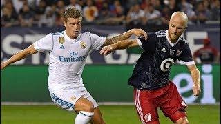 Video Real Madrid 1-1 MLS All Star [HD] Goles & Penaltis   2017 MP3, 3GP, MP4, WEBM, AVI, FLV Desember 2017
