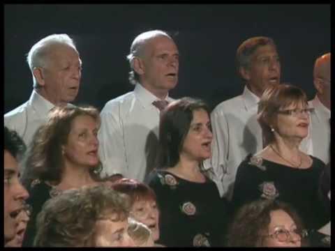 """ספיישל """"מי בפתח"""" עם מקהלת נרקיסים מכפר סירקין"""