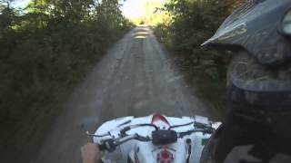 7. YFZ 450 passing cars and top speed