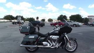 9. 952300 - 2011 Harley Davidson CVO Road Glide Ultra FLTRUSE - Used Motorcycle For Sale