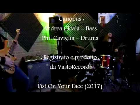 Canopus - Fist On Your Face Live Set @ VastoRecords (2017)