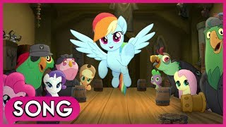 Video Time To Be Awesome (Song) - My Little Pony: The Movie [HD] MP3, 3GP, MP4, WEBM, AVI, FLV Agustus 2018