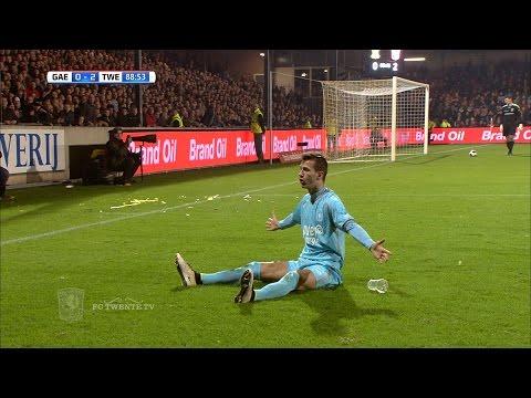 Samenvatting Go Ahead Eagles - FC Twente