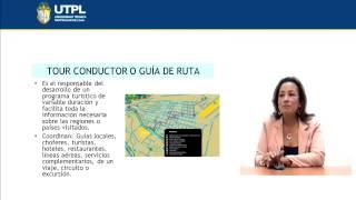 UTPL CLASIFICACIÓN DE LOS GUÍAS [(TÉCNICAS DE GUIAR)]