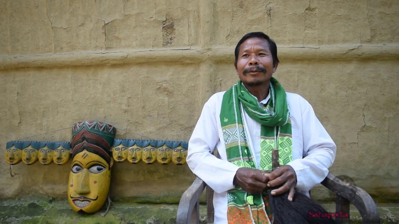 Theatrics of Assam's Bhari Gan: In Conversation with Ushini Rabha