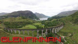 Glenfinnan United Kingdom  City new picture : Glenfinnan Viaduct & Castle Tioram