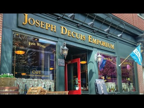 Roanoke, IN: A Culinary Destination   Joseph Decuis