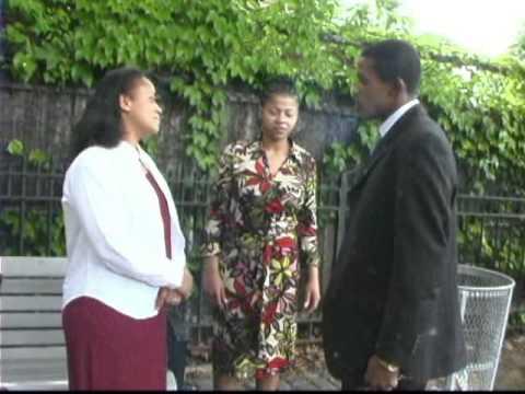 pasteur Rony B.Brumaire presente piege (haitian movie in creole belfim.com)remy lochard,radyopanou