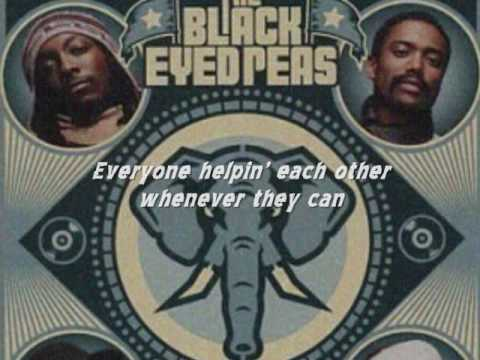 Black Eyed Peas: The APL Song