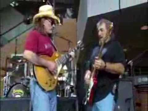 Dickey Betts Dan Toler & Great Southern – Jam / Southbound