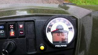 4. 2012 Ranger Crew Diesel top speed