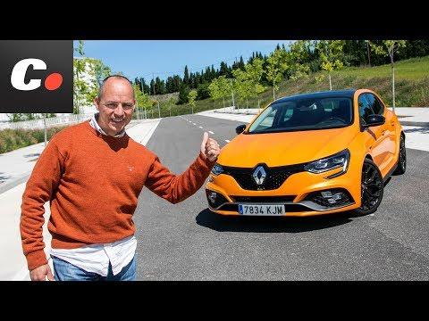 Renault Mégane R.S. 2018  Prueba / Test / Review en español  coches.net