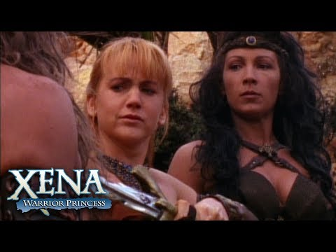 Gabrielle Kills for the First Time | Xena: Warrior Princess