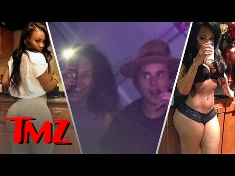 Justin Bieber Is Hanging Out With Model Lira Galore And Her Big Booty!