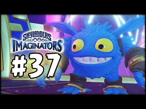 Skylanders Imaginators - Gameplay Walkthrough - Part 37 - Magic Realm!