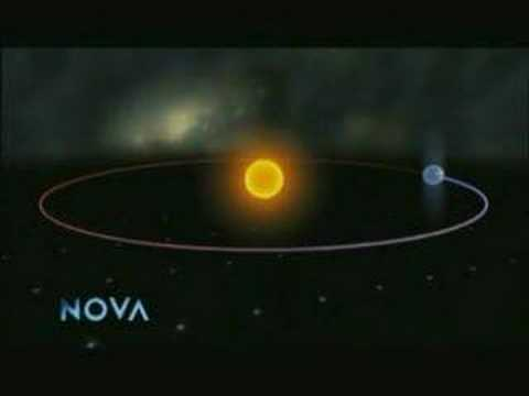 General Relativity - A clip from the series 'The Elegent Universe' regarding some aspects of General Relativity and gravity. More info- http://archive.ncsa.uiuc.edu/Cyberia/NumRe...