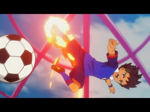 Inazuma Eleven Orion Episodio 34 - In Sintesi