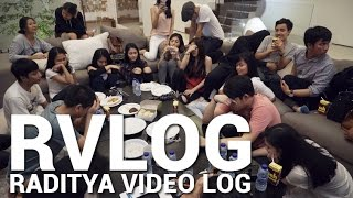 Video RVLOG - KUMPUL YOUTUBERS DI RUMAH GUE MP3, 3GP, MP4, WEBM, AVI, FLV Februari 2018