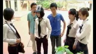 Bo tu 10A8 - phim teen Vietnam - Bo tu 10A8 - Tap 261 - Mon qua bat ngo