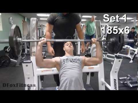 My Workouts: Seated Military Press
