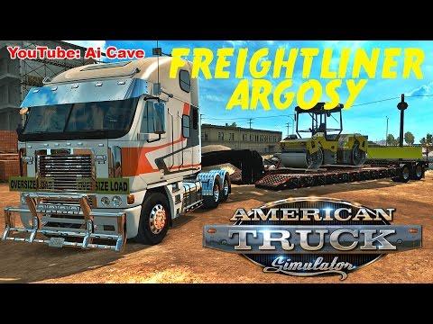 Freightliner Argosy Reworked v2.3