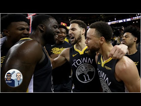 Video: The Warriors can take any series and even win the NBA Finals - Jorge Sedano | Jalen & Jacoby