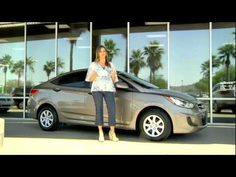 2012 Hyundai Accent Review – Hyundai of Tempe