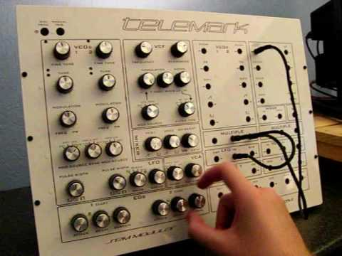 Analogue Solutions - The new synth from Analogue Solutions - Telemark. I've only had it for a couple of days but it's already made a huge impact on my studio. I don't know how I'...