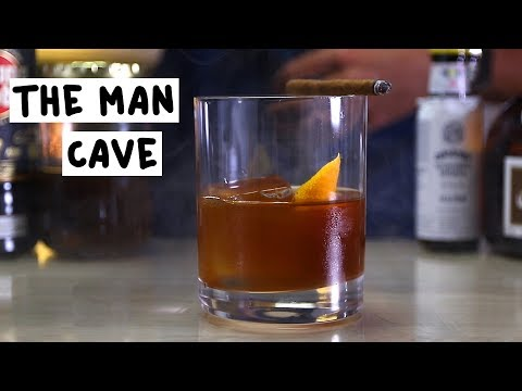 The Man Cave Cocktail Recipe