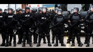 POLICE STATE RISING