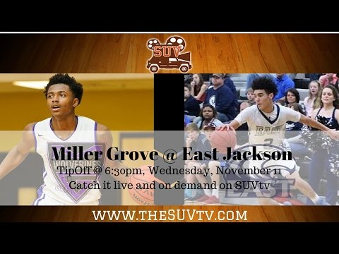 Georgia High School Hoops: Miller Grove vs. East Jackson