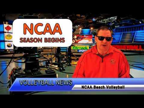 Volleyball News #407 - NCAA Beach Volleyball
