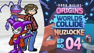 THE NEW JERSEY DEVIL Pokémon Dark Rising World's Collide Nuzlocke Ep 2 w/ TheKingNappy! by King Nappy
