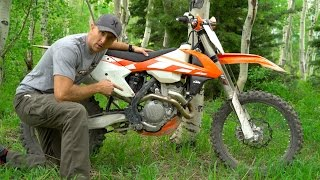 8. KTM 250 XC-F vs 350 XC-F - Episode 158