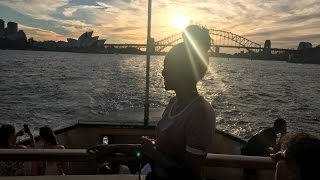 This was a spontaneous trip to Sydney Australia Part One is all about doing the touristy things and catching up with my friend Alan...