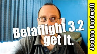 Please consider supporting me via Patreon at: https://www.patreon.com/thedroneracingengineerIf you simply can't wait another day to try out Betaflight 3.2 on your quad, this video is for you. I'll show you how to install Betaflight 3.2, while avoiding the most common pitfall. You'll learn where to download pre-release versions of Betaflight. And I'll show you how to activate what I think is Betaflight 3.2's most exciting feature: the dynamic notch filter.The Betaflight Configurator github page is here:https://github.com/betaflight/betaflight-configuratorDownload the Betaflight hex files from here:https://ci.betaflight.tech/job/Betaflight/lastSuccessfulBuild/artifact/obj/You should use the site above instead of the Jenkins site linked in the video, because the Jenkins site can get overloaded.