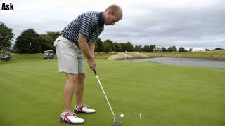 The Golf Putting Game