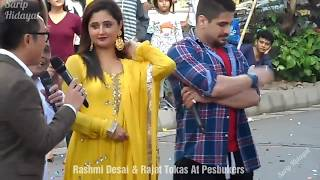 Video Rashmi Desai At Pesbukers Hari Pertama MP3, 3GP, MP4, WEBM, AVI, FLV Juni 2018