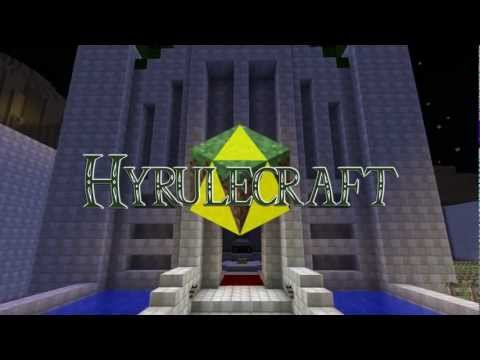 Hyrulecraft Brings The Ocarina of Time to Minecraft