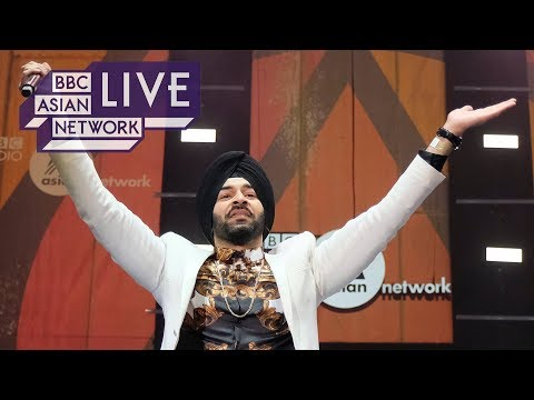 G. Sidhu - Hip Hop (Asian Network Live 2019)