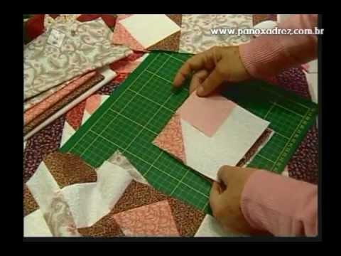Tia Lili na TV (31/05/12): Caminho de Estrelas (caminho ou toalha de mesa)