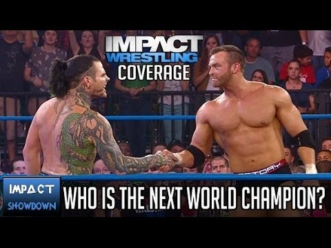 Impact - Impact Wrestling 12-5-13 Review: AJ Styles Returns World Title, So To Speak-IMPACT Showdown Live!
