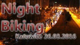 Film do artykułu: Night Biking w Katowicach...