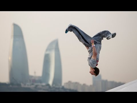 Baku - Watch the Story Clip: http://youtu.be/cgizoke64c4 After Ryan Doyle, the 28-year-old freerunner and parkour athlete from Britain traveled across the globe in ...