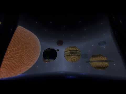 MInecraft Solar System (Project Solaris) --EPIC--