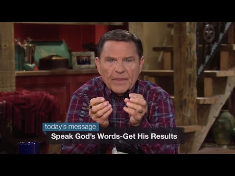 Say What God Says - Kenneth Copeland